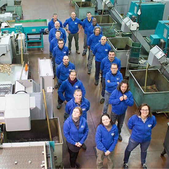 foto organico inGENIUS team