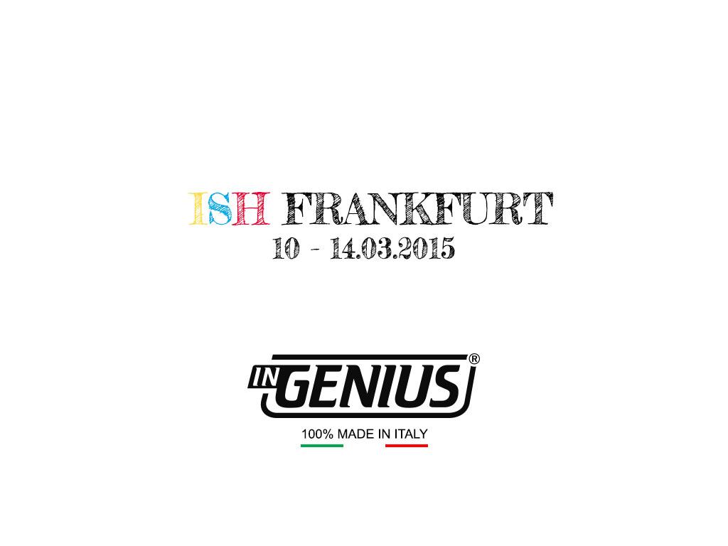 ISH 2015 - Francoforte