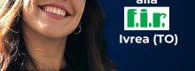 Alessia R presso FIR d Barcarolo Ivrea (TO)